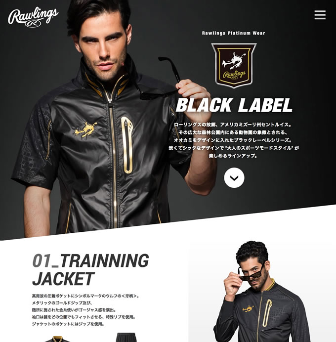 Rawlings BLACK LABEL