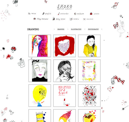 SHOKO official website